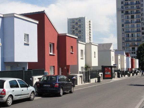 Résidence Rue des Fresnes - Saint Denis
